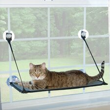 Kitty Sill Ez Window Mount Cat Perch
