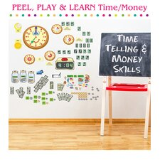 Peel, Play and Learn Wall Decal