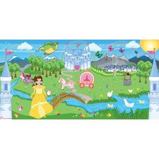 Princess Fantasy Wall Mural