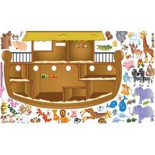 Noah's Ark Wall Decal