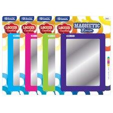 Magnetic Locker Mirror