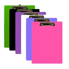 PVC Standard Clipboard (Set of 48)