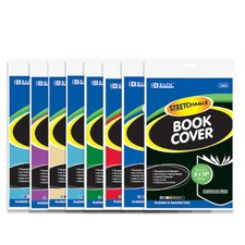 8 Stretchable Fabric Book Covers