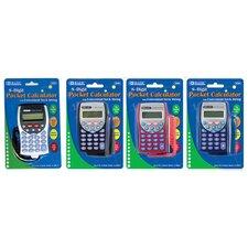 8-Digit Pocket Size Calculator