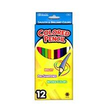 12 Color Pencil Set