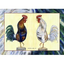 Rooster Placemat (Set of 4)