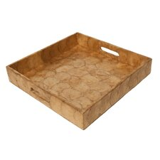 Large Square Serving Tray