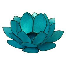 Lotus Metal Votive