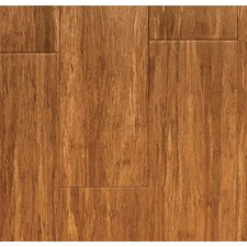 "3-15/16"" Engineered Bamboo Hardwood Flooring in Carbonized"