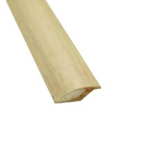 "0.69"" x 1.89"" x 72.83"" Bamboo OverLap Reducer"
