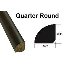 "0.75"" x 0.75"" x 78.75"" Oak Quarter Round in Brown"