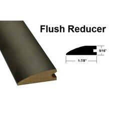 "0.56"" x 1.88"" x 78.75"" Oak Flush Reducer in Brown"