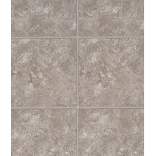 "3 Piece Grouted Style 12"" x 36"" x 4mm Luxury Vinyl Tile in Venetian Sand"