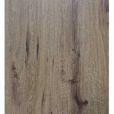"Amber Engineered 9"" x 71"" x 6.1mm Luxury Vinyl Plank with WPC Core"