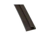 "0.38"" x 0.88"" x 72"" Multipurpose Lap Reducer in Brown"