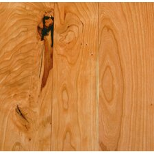 "Old Growth 5"" Solid Bamboo Hardwood Flooring in Cherry"