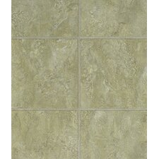 "12"" x 37"" x 4mm Luxury Vinyl Tile in Plaza Beige"