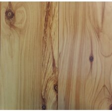 "Old Growth 5"" Solid Bamboo Hardwood Flooring in Cypress"