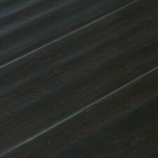 "4"" Engineered Bamboo Hardwood Flooring in Ebony"