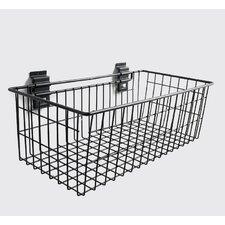 Slat Wall Basket