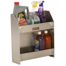 "Storage Solutions 18"" H 2 Shelf Shelving Unit Starter"