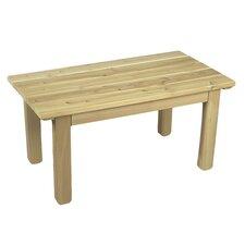 Cedar English Garden Table