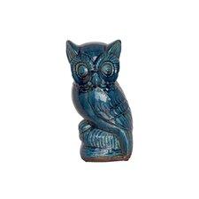Ceramic Owl Gloss
