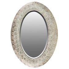 Elliptical Wall Mirror