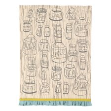 Spice Jars Kitchen Towel (Set of 2)