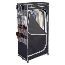 "60"" H x 30"" W Gearbox Storage Caddy Free Standing Storage Closet"