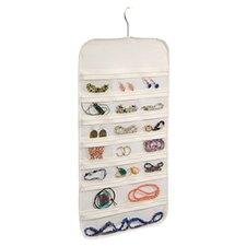 Hanging Jewelry Organizer 37 Pockets Bedroom Closet