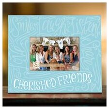 Cherished Friends Picture Frame