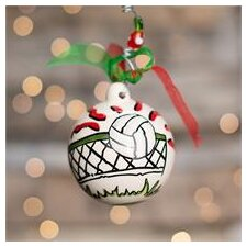 Volleyball Ball Ornament