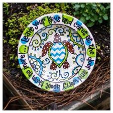 Sea Turtle Key Platter