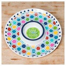 Spread Kindness Melamine Chip and Dip Platter