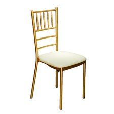 Max Chiavari Chair with Cushion