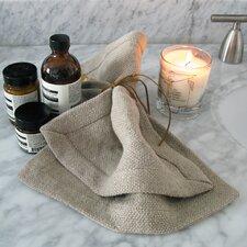 Linen Towel Wash Cloth (Set of 2)