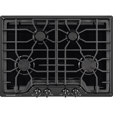 "Gallery Series 30"" Gas Cooktop with 4 Burners"