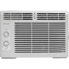 5000 BTU Window Mini-Compact Air Conditioner with Mechanical Controls