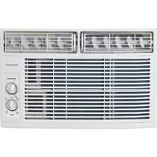 8000 BTU Window Mini-Compact Air Conditioner with Mechanical Controls