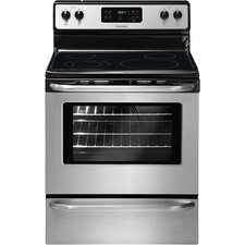 5.3 Cu. Ft. Electric Range in Stainless Steel