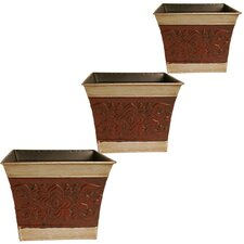 Square Pot Cover (Set of 3)