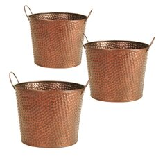 Round Pot Cover (Set of 3)