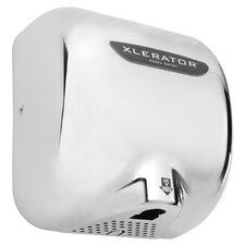 XLERATOR Automatic Surface Mounted 277 Volt Hand Dryer in Chrome
