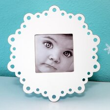 Lace Square Picture Frame