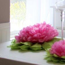 Flower Paper Pom