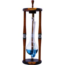 Renaissance Water Barometer with Wood Frame