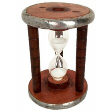 Five Minute Wood Sand Timer