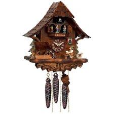 One Day Musical Cuckoo Wall Clock