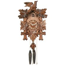 One Day Cuckoo Wall Clock